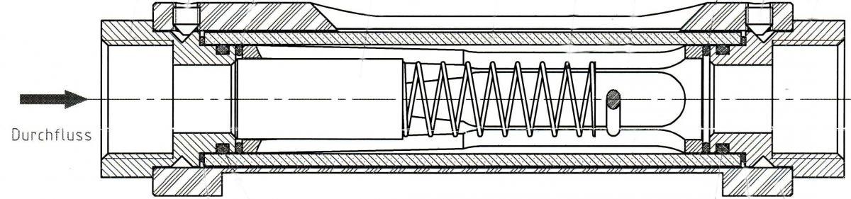 DUG Konstruktionszeichnung