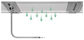 SS20515 Deckenmontage