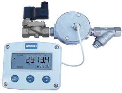 Flowtronic, die kompakte Dosiereinrichtung für Flüssigkeiten
